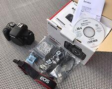 Canon EOS 750D 24.2 MP SLR-Digitalkamera - Neuwertige Spiegelreflexkamera!