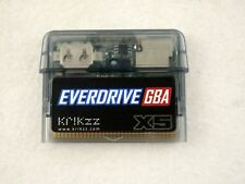 New Everdrive X5 GBA for Game Boy Advance, Gameboy (Official Krikzz) US Seller
