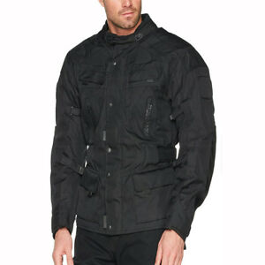 BUSA Infinity Waterproof All Season CE Armour Motorcycle Jacket 12mth Guarantee