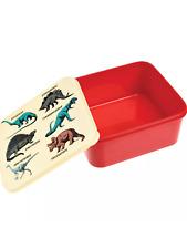 Dinosaur boys lunch box bag picnic back to school food travel snack gift present