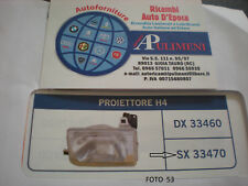 33470 FARO PROIETTORE (HEAD LAMP) SX H4 TERRANO WD21 01/1986->12/1992
