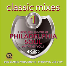 I Love the Sound of Philadelphia Soul Anthems Vol. 1 CD - DMC Classic Mixes