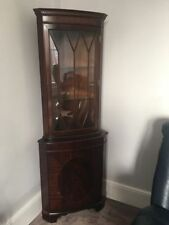 Mahogany More than 200cm Display Cabinets