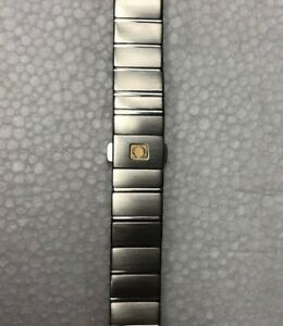 GENUINE OMEGA - STAINLESS BAND- 6548/963 - 20 MM -LADIES - NOS