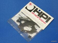 Vintage (HPI A246) RS4 Motor Plate with Cooling Fins
