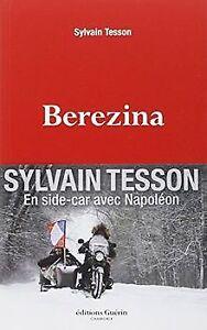 Berezina de Tesson, Sylvain | Livre | état très bon