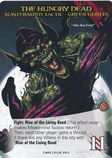 ZOMBIE GREEN GOBLIN 2015 UD Marvel Legendary SP MASTERMIND TACTIC REIGN TERROR