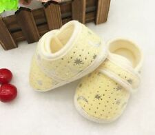 Baby boy / girl fancy toddler anti skid shoes 6-12 months