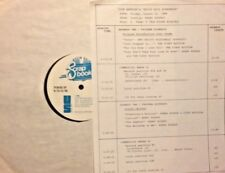 """RADIO SHOW: SOLID GOLD 8/22/86 """"PROFILE: KENNY ROGERS"""" w/14 GREAT TUNES"""