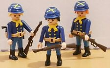 PLAYMOBIL 7047 - 3 Northern Soldiers