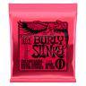 Ernie Ball Burly Slinky Nickel-wound Electric Guitar Strings 11-52 P02226