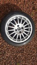 "Renault 5 Gt Turbo 15"" Alloys & Tyres also fit Mk3 Clio (used)"