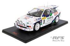 Ford Escort RS Cosworth Rallye Rally Monte Carlo 1995 Thiry Prevot FINA 1:18 IXO