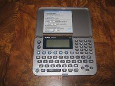 Royal Electronic Organizer Calculator – 192kb - Model DM3070