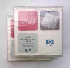 C7982A HP Compaq Lot of 2 SDLT Cleaning Cartridge C7982-60000 Super DLT - NEW