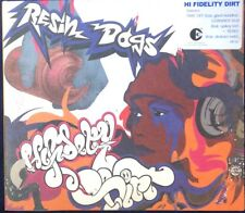 Resin Dogs: Hifidelity Dirt CD Album in VG Condition