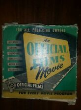 Vintage President memorabilia Franklin D Roosevelt film 8mm reel FDR movie rare