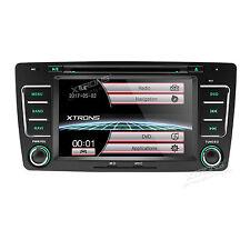 Neu DVD SD Autoradio GPS Navigation RDS BT SAT NAV für VW für SKODA OCTAVIA Yeti