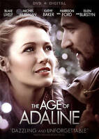 The Age Of Adaline [DVD] NEW!!!FREE SHIPPING !!