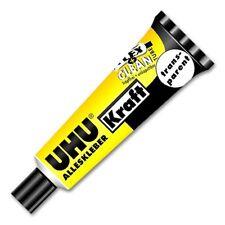 UHU Alleskleber Kraft Tube 125g 45065 transparenter Universalkleber