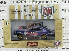 M2 Machines 2020 Auto-Thentics R51 Speed Dawg 1966 DODGE CHARGER 426 Hemi GASSER