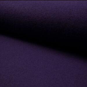 1 Meter Wollstoff Kaschmir Mantelwolle Wolle Stoff Wolltuch Mantel-Velour Pflaum