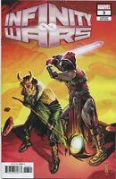 Infinity Wars #3 MARVEL COMICS 1:10  Variant Loki Requiem GotG Marvel 2018