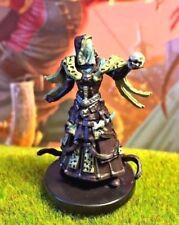 Urdefhan Necromancer D&D Miniature Dungeons Dragons pathfinder 18 lich wizard Z