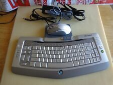 Microsoft Wireless Entertainment Desktop 8000 in Excellent Working Condition