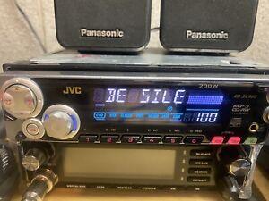 jvc kd sx980 Used Great Sounding Head Unit Cd/tuner