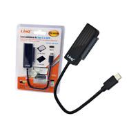 "ADATTATORE CONNETTORE CAVO USB TYPE-C A SATA HARD DISK 2,5"" HDD"