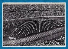 1936 BERLINO OLIMPIADI Grande Svedese Tedesco carte sigaretta visualizzazione da Ginnastica