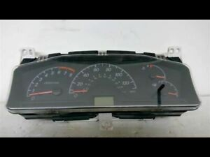2006 Mitsubishi Lancer Speedometer