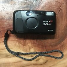 Yashica T4 35mm Point & Shoot Film Camera Carl Zeiss Lens, Tested