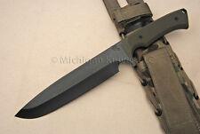 Medford Bonfire Knife w/ D2 & Green G10 - Medford Knives - Camping / Survival