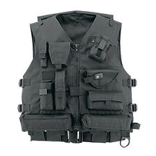V-12 OMON Tactical Vest in BLACK by ANA Russian Military ORIGINAL100%