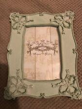 """antique gardens"" photo frame vintage"