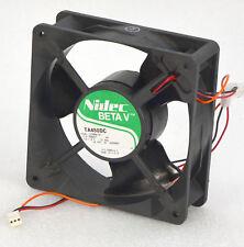 12 Volt 0,4A 118x118x38 mm LÜFTER COOLER NIDEC BETA V TA450DC C33050-87 O453