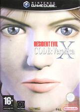 Resident Evil Code: Veronica X (Gamecube), muy buen Gamecube, Gamecube video Ga