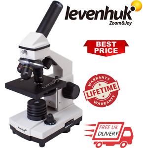 Levenhuk 2L PLUS Moonstone Microscope LV69066 (UK Stock)