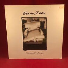 """WARREN ZEVON Sentimental Hyiene 1987 UK  12"""" Vinyl Single EXCELLENT CONDITION"""