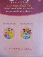 DISNEY   WALL ACCENTS  PRINCESSES     IMPERIAL  31720440