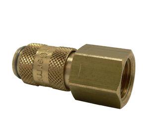 NW 2.7 Kupplungsdose / Schnellkupplung - G1/8 Innengewinde