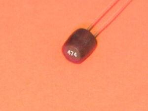 470mH RADIAL  INDUCTOR / CHOKE  QTY=5