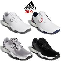 adidas adipower 4orged Boa Wide Fit Waterproof Golf Shoes