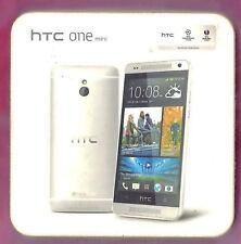 HTC  One mini - 16GB - Glacial Silver (Ohne Simlock) Smartphone (#10.09.18#)