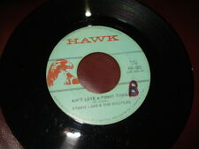 ROBBIE LANE&THE DISCIPLES AIN'T LOVE A FUNNY THING/ALL BIG BOYS HAWK GARAGE EXC-