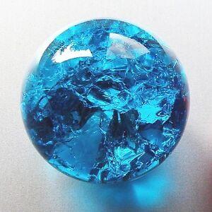 Effekt - Glaskugeln 50 mm mit funkelnden Splittereffekt - NEU-