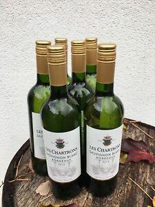 6x0,75I Les Chatrons Sauvignon Blanc Bordeaux 2016 11,5%