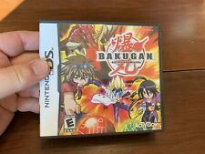 Bakugan Battle Brawlers (Nintendo DS, 2009) tested and complete